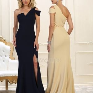 New evening formal  gown. Prom bridesmaid dress
